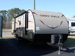 cherokee forest river grey wolf travel trailers and toy haulers near greenville new