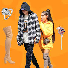 5 ariana grande and pete davidson costume ideas for 2018 glamour