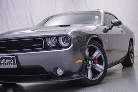 Pre-Owned 2012 Dodge Challenger SRT8 392 Coupe in Warrenville ...