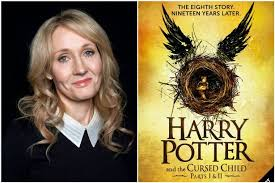 j k rowling says cursed child is the end of harry potter s storyline