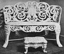 white wrought iron furniture. White Wrought Iron Furniture