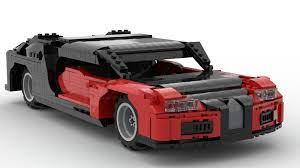 Lego stradman's veyron + instructions | lego speed champions bugatti veyron moc. Lego Moc Bugatti Veyron By Giganbrick Rebrickable Build With Lego