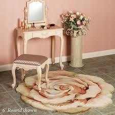 you might also consider raelyn rose rug red