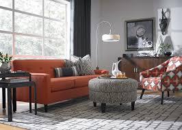 Best 25 Orange living room sofas ideas on Pinterest
