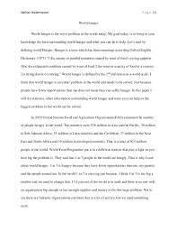 essay children in poverty  child poverty essays and papers