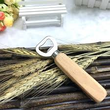 personalised cooking gifts personalized wood handle beer bottle opener customize engraved cook tools for wedding groomsmen and
