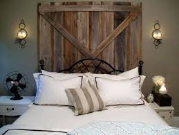 wall mounted headboard rustic tall brown pallet wood wall mount headboard mixed with iron bed wall wall mounted headboard