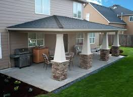 Hip Roof Patio Innovative Patio Roof Plans Ideas About Covered Patio