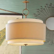 32 best oversized pendants images on drum shade chandelier drum lamp shades