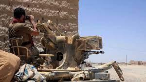 """قوات الشرعية اليمنية تحرر جبل """"البياض"""" جنوب مأرب - سياسة - أخبار - الإمارات  اليوم"""