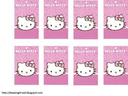 hello kitty party pack printables keeping it real invitations