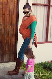 Stretch Wrap Baby Carrier for Newborns - Jellibean Journals