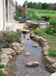 Landscape Ideas Rock Gardens Elegant Easy Backyard Ideas Back Yard  Landscaping with River Rock Fbbdacd