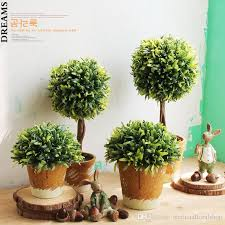 2019 artificial potted plants faux fake plants greenery for home garden outdoor indoor office bathroom ornaments decorations from artificiafl