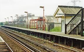 Fishersgate railway station