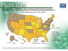 cdc national ili incidence drops slightly in fifth week of season Fluview Map atlanta has the 2016 2017 influenza season already peaked? fluview map 2017
