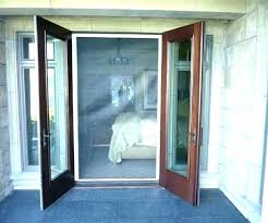 patio french doors with screens. Patio French Doors Luxury With Screen And Enchanting Door Screens Retractable Is Here E