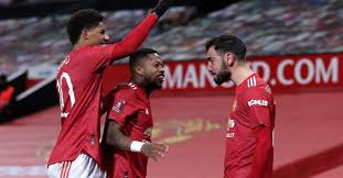 Get the latest football scores & result for all games in the fa cup 2020/21 of england and all other football match. Match Results And Player Ratings Manchester United 3 2 Liverpool Fa Cup 2020 21 Ruetir