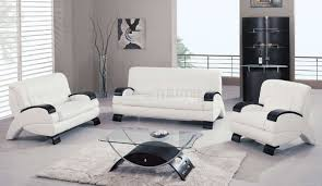 Living Room Chairs With Arms White Leather Modern Living Room W Cappuccino Wooden Arms
