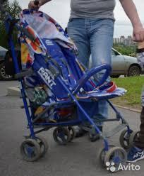 Прогулочная <b>коляска трость Rant</b> купить в Республике ...