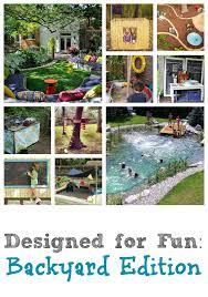 Fun backyard ideas for kids