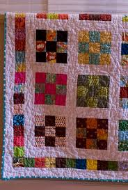 Best 25+ Nine patch quilt ideas on Pinterest | Quilt patterns ... & Nine Patch Quilt - Idea to use raised print cream fabric in background,  nice arrangement for a mans quilt. Adamdwight.com
