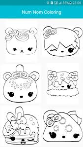 Nom Noms Coloring Pages Wonderful Gambar Download Fun Activities And