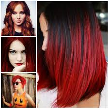 Red Hair Color Trends 2017 | New Hair Color Ideas \u0026 Trends for 2017