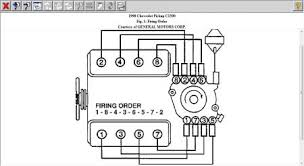 1998 gmc sierra wiring diagram for firing orde 1 reply