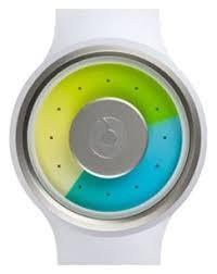 Купить Наручные <b>часы</b> ZIIIRO Proton Milky White по выгодной ...