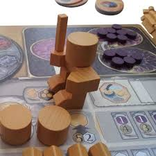Wooden Game Tokens Beauteous China Custom Wooden Board Game Playing Tokens Piece Maker Wholesale