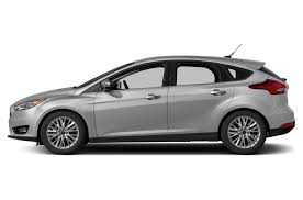 2018 Ford Focus Exterior Side View