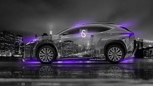 lexus lf nx crystal city car