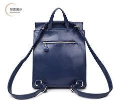 women backpack vintage leather school bags for girls motorcycle backpack shoulder travel bag mochilas mujer