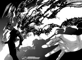 If you want a wallpaper that demonstrates the brutality and unfairness in strength within tokyo ghoul's core themes, look no further. Tokyo Ghoul Re Anime And Manga Scene Comparisons Ghoul Amino