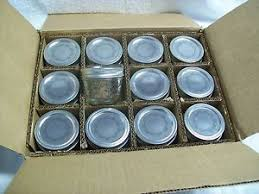 Case of 12 Ball Mason 4oz. Quilted Jelly Jars with Seals | eBay & Image is loading Case-of-12-Ball-Mason-4oz-Quilted-Jelly- Adamdwight.com