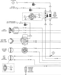 1989 jeep my headlight tail light wiring diagram light switch