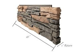 N Faux Stone Panels Exterior Natural House Canyon Offers Veneers Siding And