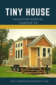 Small Picture Tiny House Rentals in Texas Find Their Niche as Vacation Homes