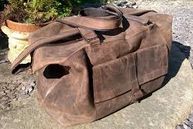 large leather luggage holdall men s custom leather duffel bag classic leather travel holdall leather cabin luggage carry on bag