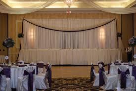 Curtains Wedding Decoration Dhl Wedding Curtain Backdrops Wedding Stage Decorations Backdrop