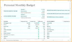 Personal Monthly Expense Report Template Adorable Free Personal Expense Spreadsheet Template Personal Expense Tracker