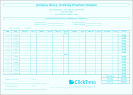 Timecard Ca Bi Weekly Time Card Calculator Biweekly With Lunch Two Unpaid Breaks