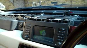 how to upgrade stereo sat nav range rover l322 vogue