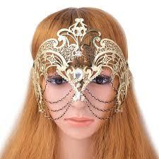 luxury s party mask queen s