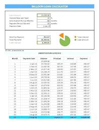 Mortgage Excel Spreadsheet Calculator Payment Calculation Formula