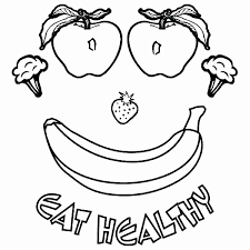 Healthy And Unhealthy Foods Coloring Pages Fresh Food Pyramid