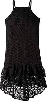 Amazon Com Bardot Junior Girls Indiana Lace Dress Big