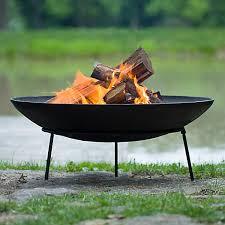 cast iron fire pit iron fire pit n81
