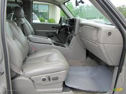 Tan Interior 2004 Chevrolet Silverado 2500HD LT Crew Cab 4x4 Photo ...